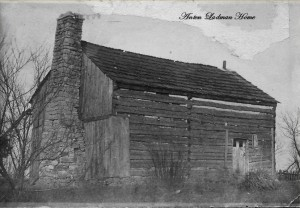 Anton Ladman Home. Courtesy of Frederick W. Johnson.